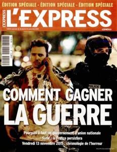 Numéro spécial de L'Express sorti dimanche 15. Christophe Barbier, dit l'«Ikea de la pensée», y donne le mode d'emploi