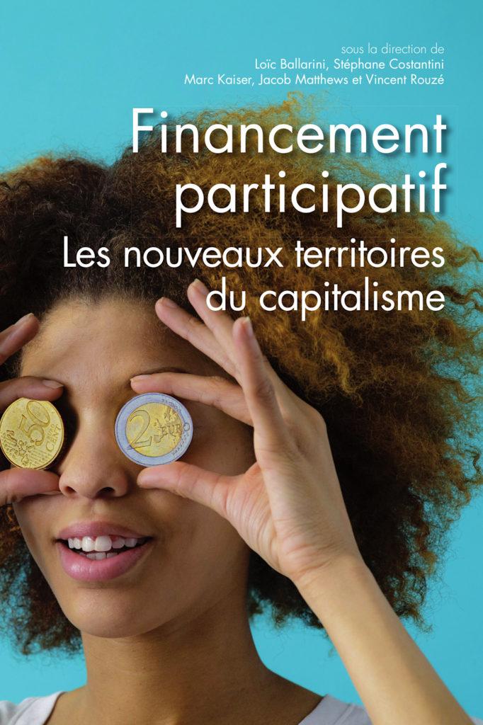Financement participatif : les nouveaux territoires du capitalisme (couverture du livre)